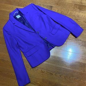 Gap Academy Blazer in Cobalt Blue Sz4